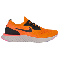 Nike Epic React Flyknit - Men's - Orange