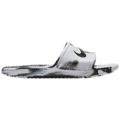 Nike Kawa Shower Slide Men's White/Black Q0106100