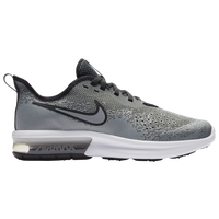 Nike Air Max Sequent 4 - Boys' Grade School - Grey