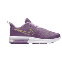 Nike Air Max Sequent 4 - Girls' Grade School - Purple / Pink
