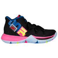 Nike Kyrie 5 - Boys' Grade School -  Kyrie Irving - Black / Multicolor