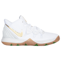 Nike Kyrie 5 - Boys' Grade School -  Kyrie Irving - White