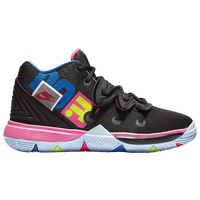 Nike Kyrie 5 - Boys' Preschool -  Kyrie Irving - Black / Multicolor