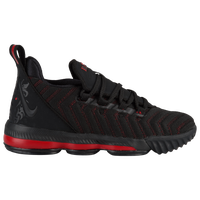 Nike LeBron XVI - Boys' Preschool -  Lebron James - Black