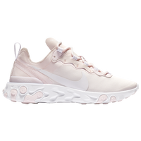Nike React Element 55 - Women's - Pink / White