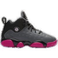 d38cbf9876d Jordan Jumpman Team II - Girls  Preschool - Grey   Black