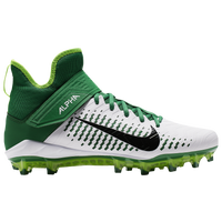 Nike Alpha Menace Pro 2 MID - Men's - White / Green