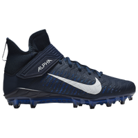 Nike Alpha Menace Pro 2 MID - Men's - Navy