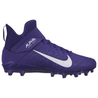 Nike Alpha Menace Pro 2 MID - Men's - Purple