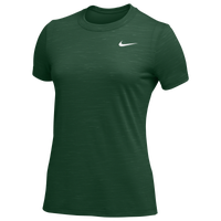 Nike Team Dry Legend Veneer Crew T-Shirt - Women's - Dark Green