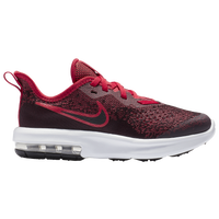 Nike Air Max Sequent 4 - Boys' Preschool - Red / Black