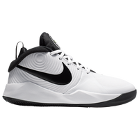 Nike Hustle D 9 - Boys' Grade School - White