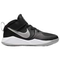 Nike Hustle D 9 - Boys' Preschool - Black