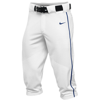 Nike Team Vapor Pro Piped High Pants - Boys' Grade School - White
