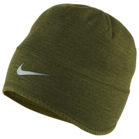 Nike Sphere 2.0 Run Beanie - Men's - Olive Green