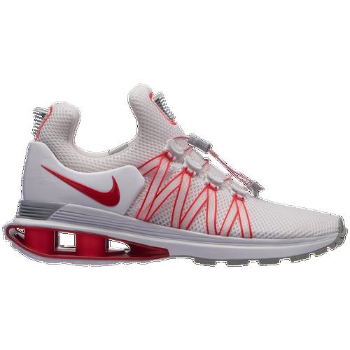 Nike Shox Gravity Women's White/University Red/White/Solar Red Q8554106
