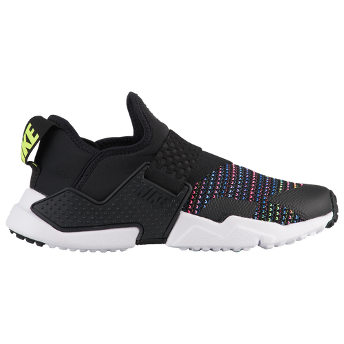 9b46291a13 ... where to buy nike huarache extreme boys grade school casual shoes black  white racer pink racer