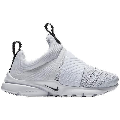 Nike Presto Extreme Boys Preschool Casual Shoes White