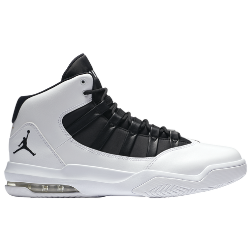 ... germany jordan max aura mens basketball shoes white black black fc883  668a0 494ec8488
