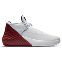 Jordan Why Not Zero.1 Low - Men's -  Russell Westbrook - White / Red