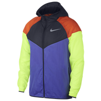 Nike Windrunner - Men's - Purple / Navy