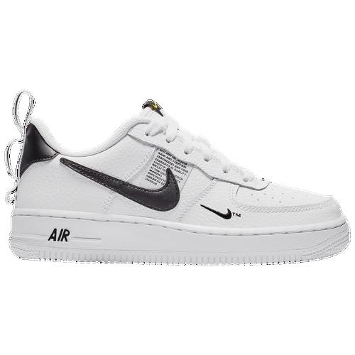 separation shoes bdc5f cd473 ... ebay nike air force 1 low boys grade school casual shoes white white  black tour yellow