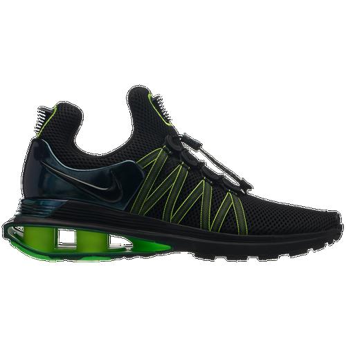 Nike Shox Gravity - Men's - Black / Black
