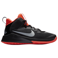 Nike Future Court - Boys' Grade School - Black / Red