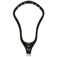Warrior Regulator Max X Unstrung Head - Men's - Black / Black