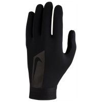 Nike Hyperwarm Academy Gloves - All Black / Black