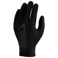 Nike Hyperwarm Academy Gloves - Grade School - All Black / Black