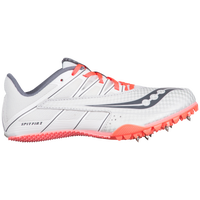 Saucony Spitfire 4 - Women's - White / Silver
