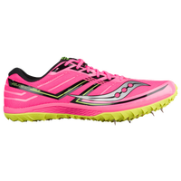 Saucony Kilkenny XC7 Spike - Women's - Pink / Light Green