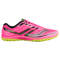 Saucony Kilkenny XC7 Flat - Women's - Pink / Light Green