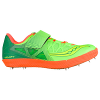 Saucony Uplift HJ 2 - Men's - Light Green / Orange