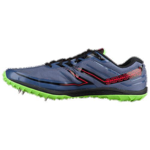 Saucony Kilkenny XC7 Spike - Men's Track & Field - Denim/Slime S290411