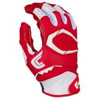 Cutters Rev Pro 2.0 Receiver Gloves - Men's - Red / White