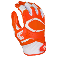 Cutters Rev Pro 2.0 Receiver Gloves - Men's - Orange / White