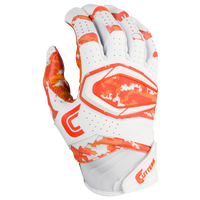 Cutters Rev Pro 2.0 Camo Receiver Gloves - Men's - Orange / White