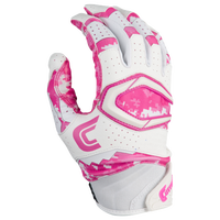 Cutters Rev Pro 2.0 Camo Receiver Gloves - Men's - Pink / White