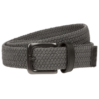Nike Stretch Woven Golf Belt - Men's - Grey / Grey