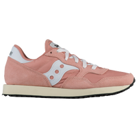 Saucony DXN Trainer Vintage - Women's - Pink / White