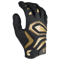 Cutters Gamer 2.0 Padded Gloves - Men's - Black / Gold