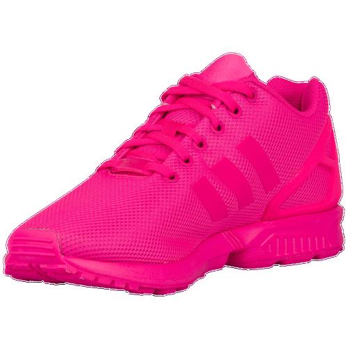 girls' grade school adidas zx flux split casual shoes nz