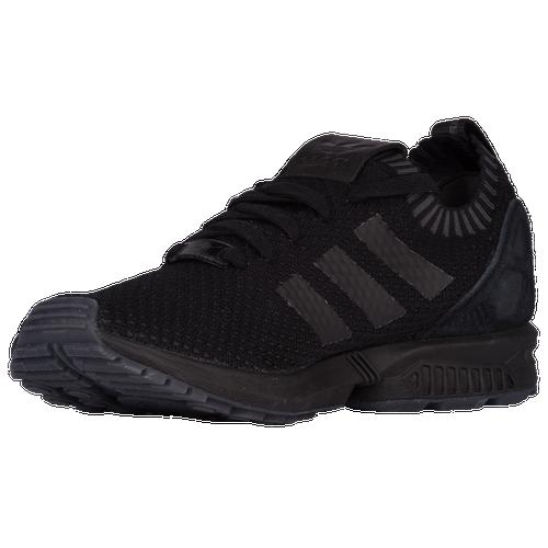 f4ca8191c ... new zealand adidas originals zx flux primeknit mens running shoes black  black black 1600c 9edbf