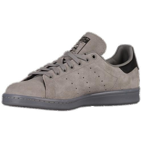 adidas Originals Stan Smith - Men's Casual - Solid Grey/Solid Grey/Solid Grey S80031
