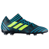 adidas Nemeziz 17.2 FG - Men's - Navy / Light Green