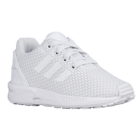 white adidas shoes boys