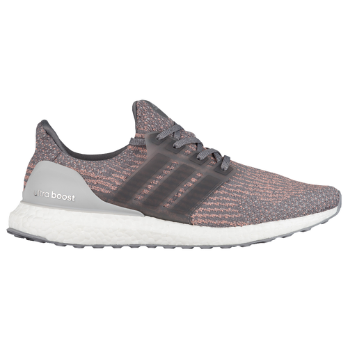 adidas Ultra Boost - Mens - Running - Shoes - GreyTrace Pink