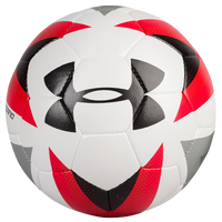 Under Armour Desafio Elite Match Play Soccer Ball - White / Red